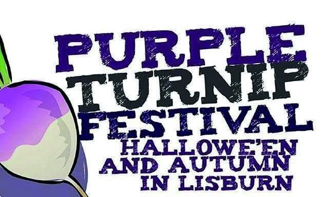 Purple Turnip Festival